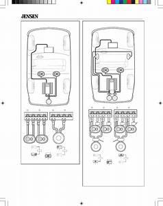 Page 8 Of Jensen Car Amplifier Xa4150 User Guide