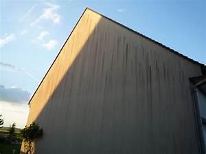 Nettoyer Mur Exterieur Noirci : enlever tache sur crepi exterieur resine de protection pour peinture ~ Voncanada.com Idées de Décoration