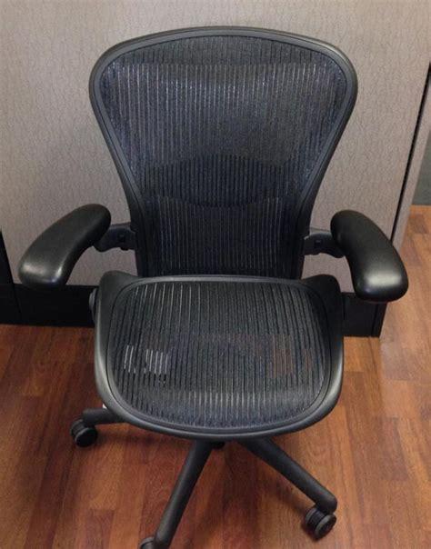 herman miller aeron task chairs common sense office