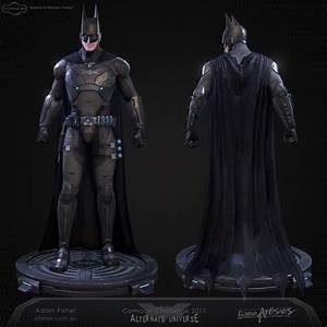 Incredible High Tech Batman Costume Design — GeekTyrant