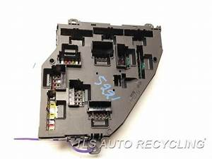 2013 Bmw 740il Fuse Box