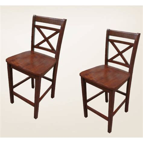allen roth mink x back dining chairs wine storing