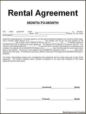 simple sublease agreement room rental agreement rental