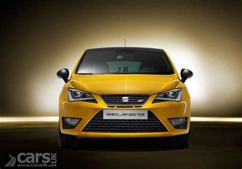 2018 Seat Ibiza Cupra Concept Photo Gallery Cars Uk