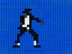 Michael jacksons signature dance moves animated in lego for Michael jacksons signature dance moves animated in lego by annette jung