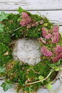 Kränze Binden Aus ästen : bildergebnis f r kr nze aus sten deko pinterest ~ Lizthompson.info Haus und Dekorationen