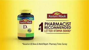 Nature Made Vitamin D3 Tv Commercial   U0026 39 High Quality And Purity Standards U0026 39