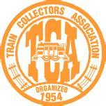 Image result for train collectors association emblem