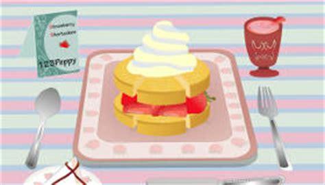jeux de cuisine dans un restaurant cuisiner un gâteau aux fraises jeu de gâteau jeux 2