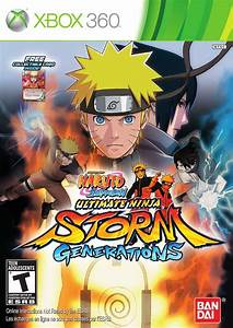 Free Download Games Naruto Shippuden Ultimate Ninja Storm