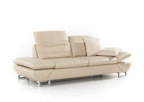canape tissu 3 places canapé profondeur assise réglable appuie têtes lineflex