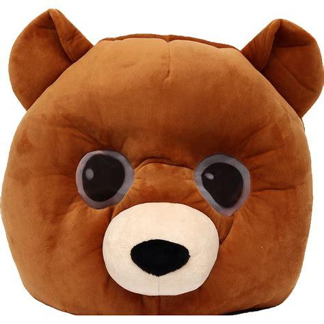 teddy bear mask     party city canada