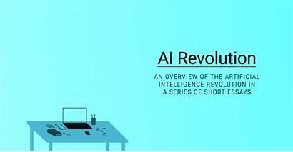 Ai Revolution Intelligence Artificial Medium Utopia