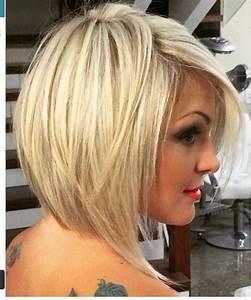 Coiffure Carre Plongeant : coiffure femme 2019 carre plongeant ~ Nature-et-papiers.com Idées de Décoration