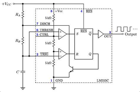Timer Astable Multivibrator Robomart Blog