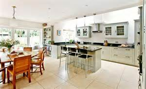 house plans with open kitchen how to create an open plan house real homes