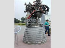 J2 Rocket Engine, 2nd Stage Saturn V