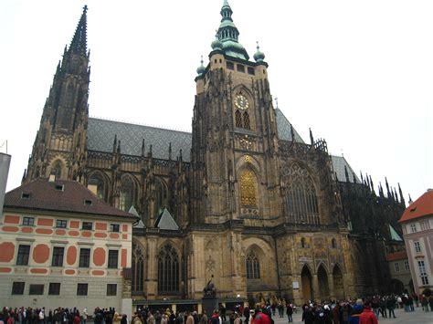 Prague Castle Czech Republic Marvels Of Our Planet