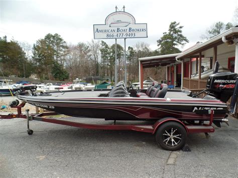 Nitro Boats Tulsa by Used Power Boats Bass Nitro Boats For Sale Boats