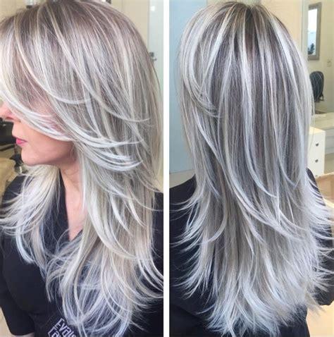 ombre hair platinado iluminacao natural fotos  imagens