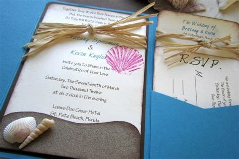 beach theme wedding invitations destination wedding details