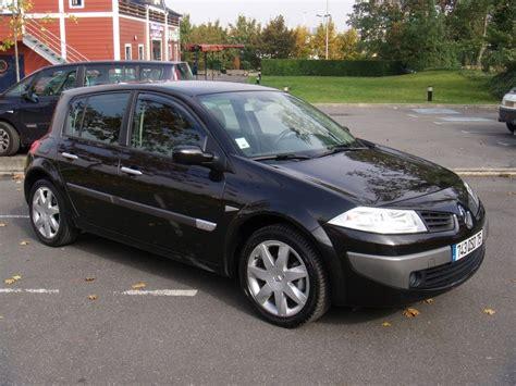 renault sedan 2006 2006 renault megane ii sport sedan 1 9 dci automatic