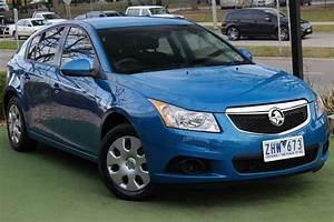 2012 Holden Cruze Service And Repair Manual