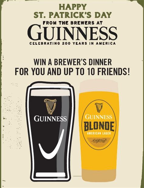 Win a Brewer's Dinner For You and 10 Friends - King Kullen