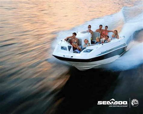 Sea Doo Boat With Kiddie Pool by 2007 Sea Doo Islandia Se Review Top Speed