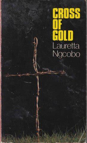 cross  gold    lauretta ngcobo