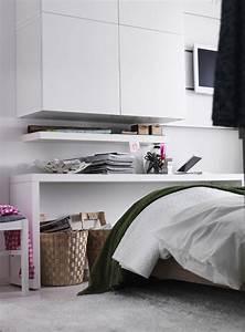 Tv Im Schlafzimmer : kleine r ume mehr stauraum im schlafzimmer bild 5 sch ner wohnen ~ Markanthonyermac.com Haus und Dekorationen