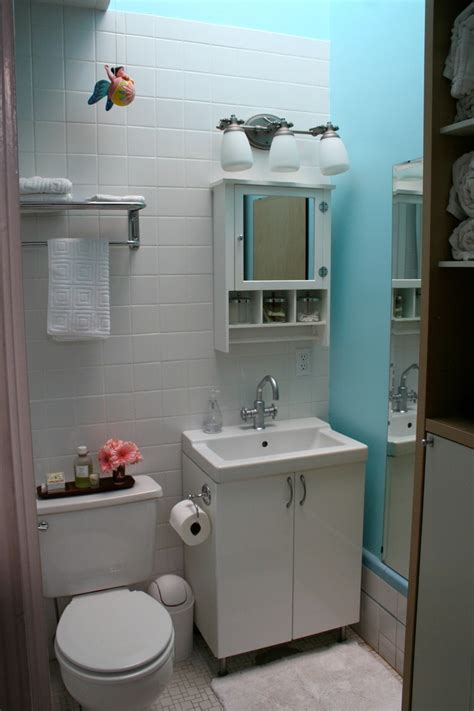 Houzz Bathroom Colors by Great Choices Of Fancy Colors For A Small Bathroom Decohoms