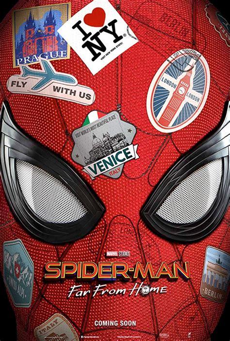 trailer  sonys spider man   home