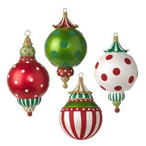 whimsical christmas ornaments pinterest