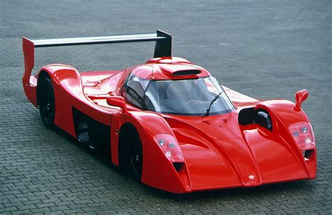 One Toyota by Toyota Gt One Road Version Ts020 1998