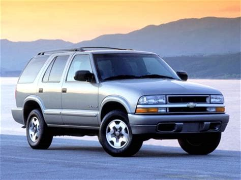 blue book value for used cars 2004 chevrolet monte carlo regenerative braking 2004 chevrolet blazer ls sport utility 4d used car prices kelley blue book