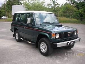 Mitsubishi Pajero 1996 2 6 In Kedah Manual Suv Green For