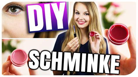 5 diy produkte in unter 5 minuten schminke selber