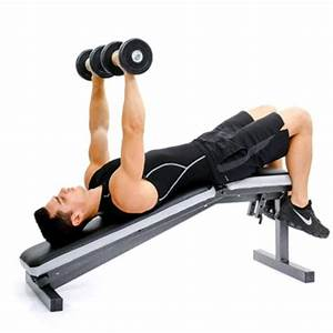 How To Do Bench Press With Dumbbells