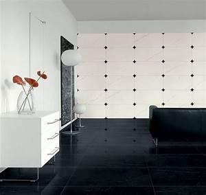 salon carrelage noir brillant With quel couleur pour un salon 5 41 photos qui vont vous presenter le carrelage brillant