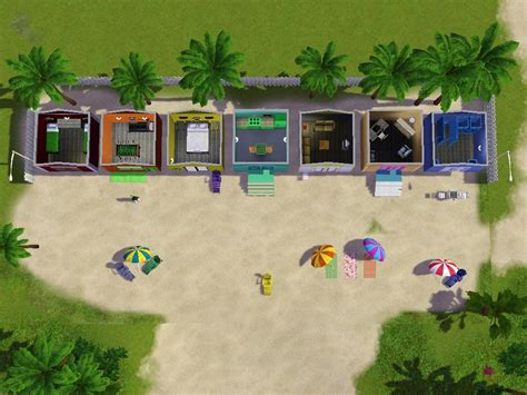 sims 3 small house floor plans mod the sims brighton shacks