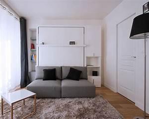 Comment meubler un petit appartement : tendance multifonction Floriane Lemarié