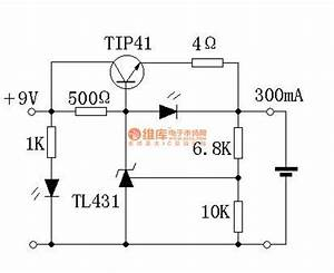 Li Ion Battery Charger With Tl431  simple lithium ion lipo