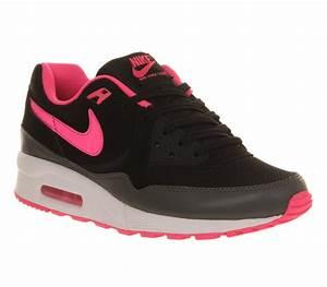 Air Max Light : nike air max light essential in pink black lyst ~ Medecine-chirurgie-esthetiques.com Avis de Voitures
