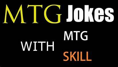 Mtg Magic Funny Jokes Puns