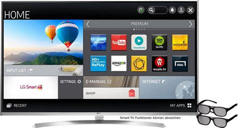 smart tv kaufen lg 55uh8509 led fernseher 139 cm 55 zoll 4k ultra hd smart tv kaufen otto