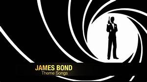 50 YEARS OF JAMES BOND THEME SONGS - YouTube