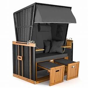 Strandkorb Xxl Volllieger : xxl strandkorb premium nordsee volllieger gartenm bel ~ Watch28wear.com Haus und Dekorationen