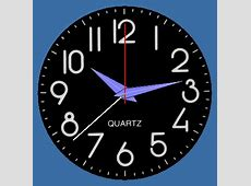 Free Download Round Clock 2005 Clocks and timer Software