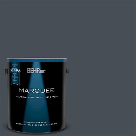 behr marquee 1 gal t15 2 seared gray exterior satin